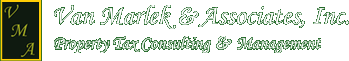 Van Marlek and Associates, Inc. Property Tax Consulting and Management